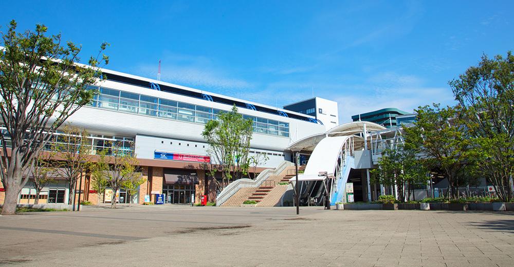 流山おおたかの森駅 約160m(徒歩2分)