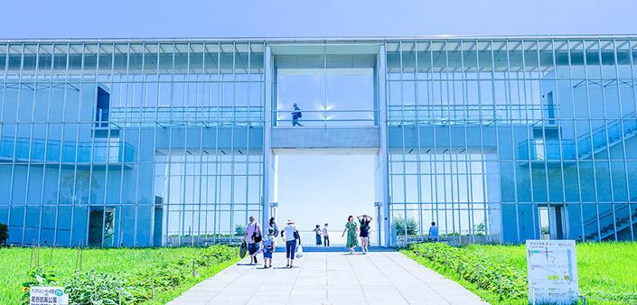 葛西臨海公園 約7,350m(自転車30分)