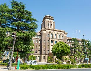 名古屋市役所 約1,430m(徒歩18分)