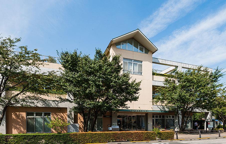 花小金井図書館 約1,010m(徒歩13分)