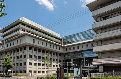 京都府立医科大学附属病院 約2,230m