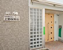 上野保育園 約430m(徒歩6分)