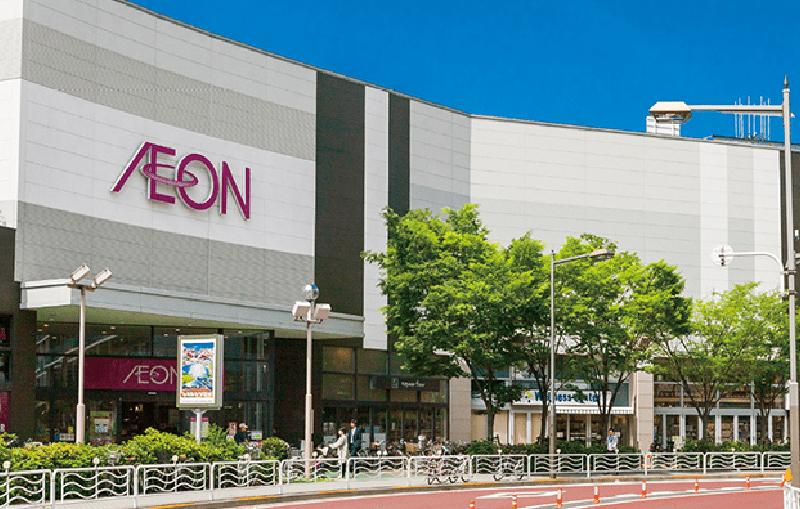 イオン東雲店 約50m(徒歩1分)