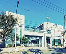 横浜市立岡野中学校 約140m(徒歩2分)