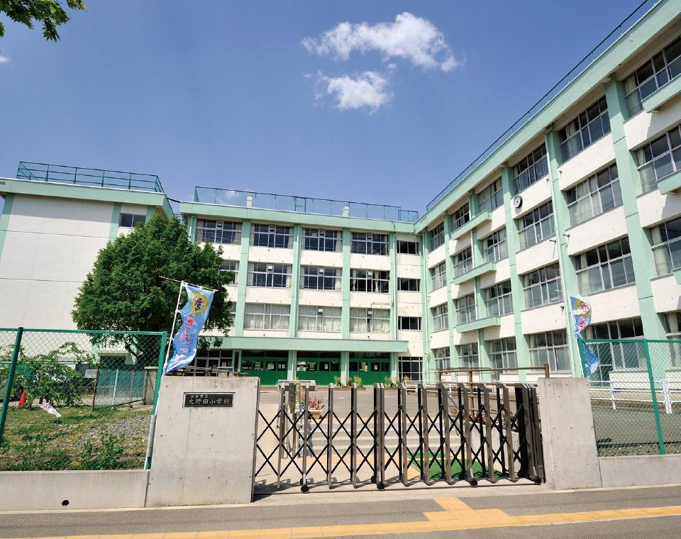 仙台市立大野田小学校 約460m(徒歩6分)