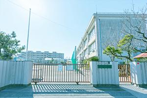 下布田小学校 約500m(徒歩7分)