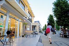 商栄会商店街 約510m(徒歩7分)
