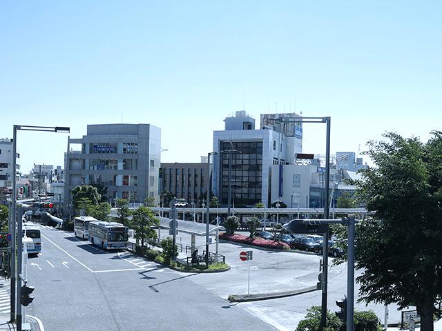 「逗子」駅前ロータリー 約340m(徒歩5分)