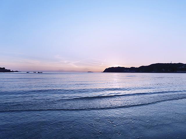 逗子海水浴場 約800m(徒歩10分)