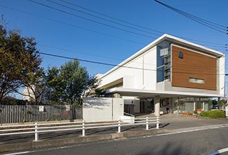 渋谷教育学園浦安幼稚園 約310m