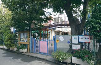 南蒲幼稚園 約580m