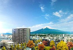 レーベン富士吉原本町の外観
