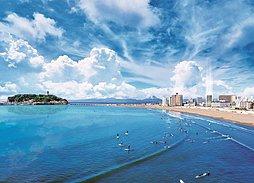 クリオ湘南江ノ島グランマーレの外観