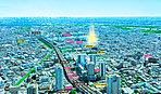 空撮写真(撮影:平成29年10月)