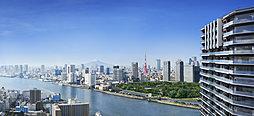 外観(銀座1.5km圏。東京のパノラマを一望)
