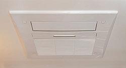 暖房・乾燥・涼風機能に加え、マイホームエステが気軽に楽しめるミストサウナ機能付きの暖房乾燥機を標準装備。