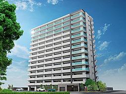 アルファステイツ加古川駅南の外観