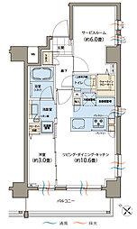 1LDK+サービスルーム