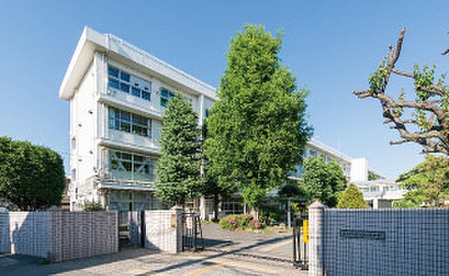 市立府中第六中学校 約120m(徒歩2分)