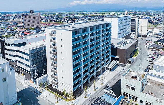 ホームズ】ポレスター酒田駅前レジデンス|新築マンションの物件情報 ...