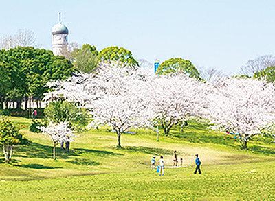 春日公園 約1,040m(徒歩14分)