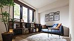 ※掲載の室内写真は、モデルルームCタイプを撮影(平成29年9月)したもので、一部有償オプションや家具・照明・調度品が含まれており、これらは販売価格に含まれません。