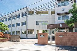 市立沢上中学校 約670m(徒歩9分)