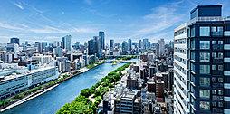 シエリアタワー大阪天満橋の外観