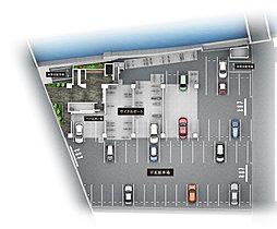 スターアーク遠石(敷地配置図)