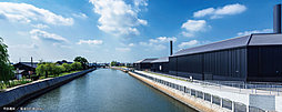 半田運河 約210m(徒歩3分)