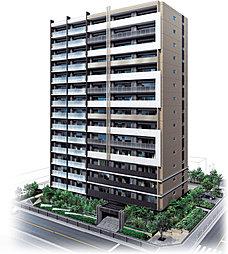 プレサンスロジェ鶴見緑地公園(外観完成予想図)