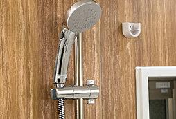 スライドバー付節水シャワーヘッド