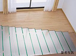 ガス温水床暖房