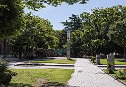 諏訪公園 約160m(徒歩2分)