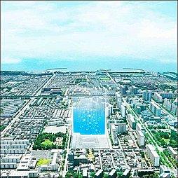 ミハマシティ検見川浜 I街区