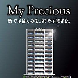 パークホームズ札幌大通東 ザ レジデンスの外観
