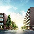 ザ・パークハウス 花小金井ガーデン I街区