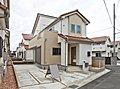 贅沢すぎる敷地面積166m2超に「南桜井」駅徒歩14分の全17邸