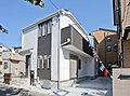 草加市長栄、敷地31坪にカースペース2台確保した広い家