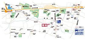 JR中央線「武蔵小金井」「国分寺」徒歩19分(現地案内図)