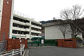 広島市立五月が丘中学校(約1400m)