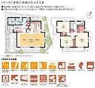 [5号地 内観]平成29年11月撮影※写真内の家具は価格に含まれますが、調度品は価格に含まれません。