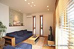 [2号地 内観]平成29年1月撮影 ※写真内の家具・調度品は価格に含まれません。