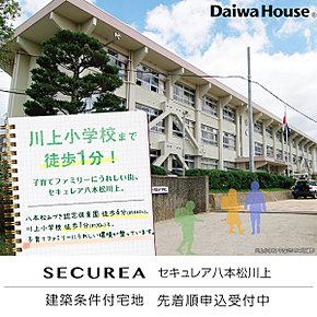 ※川上小学校(約70m:平成29年4月撮影)