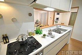 システムキッチン(同仕様) 「家具等は含まれません」