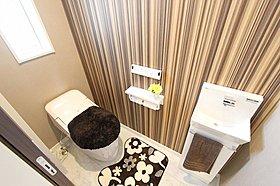 II-E モデルハウス トイレ
