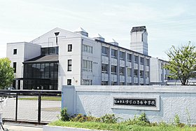 三田市立ゆりのき台中学校まで徒歩6分