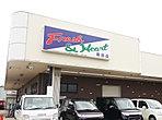 マルアイ森田店…660m