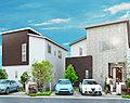 ポラスの分譲住宅 モダンカーサ鎌ヶ谷大仏【敷地50坪×2スタイルリビング】