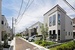 ポラスの分譲住宅 ラグレード武蔵浦和の外観